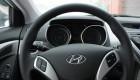 руль и панель приборов в выключенном состоянии Hyundai Elantra