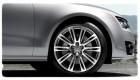 стильные легкосплавные диски автомобиля audi a7