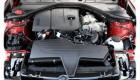 подкапотное пространство BMW 1-серии
