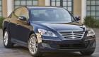 Hyundai Genesis сходство с мерседесом не спроста