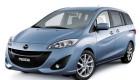 Mazda 5 вид спереди