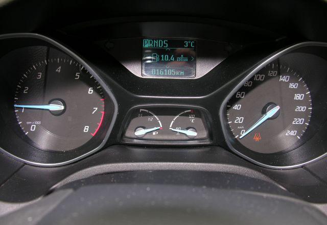 форд фокус 3 щиток приборов