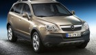 Opel Antara вид спереди