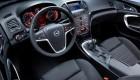 водительское место Opel Insignia  и органы управления автомобилем