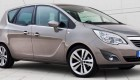 Минивэн от немецкого концерна Opel Meriva