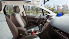 водительское и пассажирское места Opel Meriva