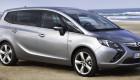 Очень красивый минивэн Opel Zafira