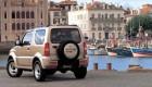 Suzuki Jimny в городе как у себя дома