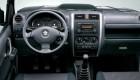 интерьер Suzuki Jimny водителя и пассажира