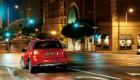 Suzuki SX4 в городе