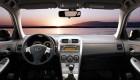 места водителя и переднего пассажира Toyota Corolla
