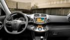 Toyota RAV4 предлагает различные версии мультимедийных систем