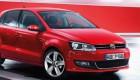 Яркий хетчбек Volkswagen Polo