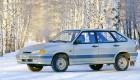 Серебристый цвет остается самым популярным среди автолюбителей Ваз-2114