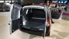 Грузовой фургон Лада Ларгус с открытыми распашными задними дверями