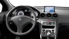 Peugeot 408 интрерьер водителя