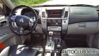Места водителя и пассажира Mitsubish Pajero