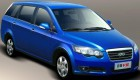 Chery Cross Eastar синий
