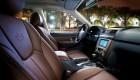 роскошный салон автомобиля SsangYong Rexton