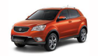 SsangYong Actyon логотип