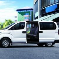 Hyundai H1 очень приглянулся отечественному пользователю