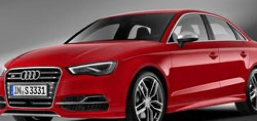 Заряженный Audi S3 от концерна VAG