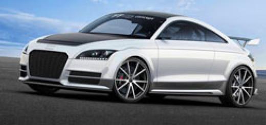 14 февраля в женеве покажут новый Audi TT