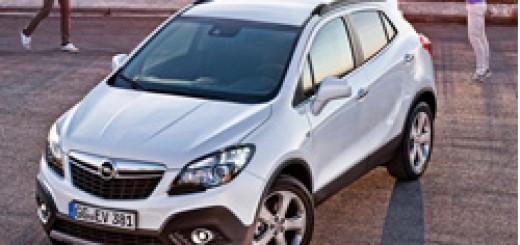 Новая цена на дизельный Opel Mokka