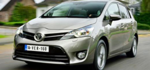 На Toyota Verso вновь подняли цену
