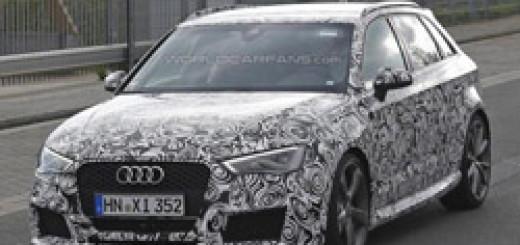 Новая RS3 от Ауди увидит свет в 2015 году