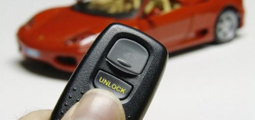 ключ-брелок может легко перестать открывать автомобиль