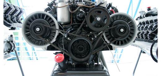 ремонт дизельного двигателя Татра