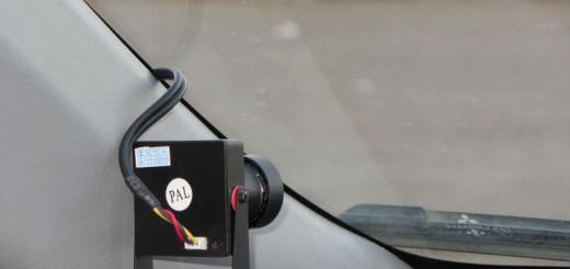 Камера обгона для праворульных машин своими руками
