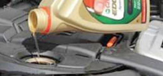 Причины масложора современных автомобилей