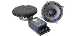 Кроссовер разделяет звук на частоты