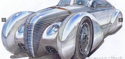 Глава компании Icon Джонатан Уорд заявил, что пока этот автомобиль представляет из себя лишь зарождающийся проект, причем очень перспективный.