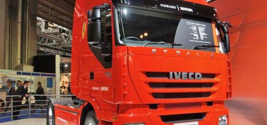 Седельный тягач Ивеко Стралис – это грузовой автомобиль, который предназначен для перевозок на средние и дальние дистанции