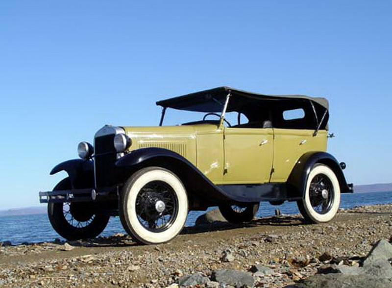 Газ-а был стал отечественным русским автомобилем