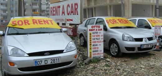 Автомобили, которые можно взять в аренду в Европе