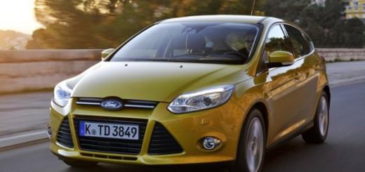 Форд Фокус 3 вырос в цене в среднем на 1%