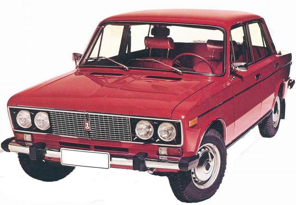Классическая модель ВАЗ-2106