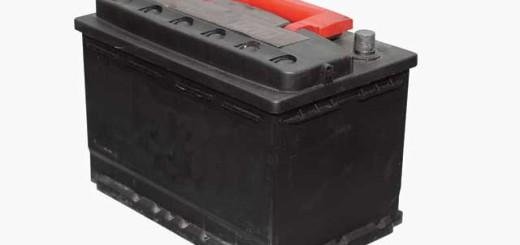 Внешний вид стандартного аккумулятора