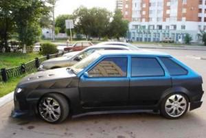 Новый кузов для ВАЗ-2109