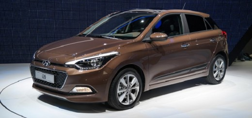 Концепт Hyundai i20, 2016 модельный год
