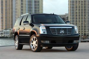 Cadillac Escalade продолжает дорожать