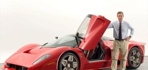 Ferrari P4/5, плод деятельности Pininfarina
