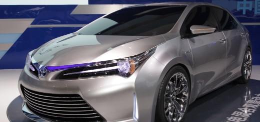 Toyota Corolla, 2015 модельный год