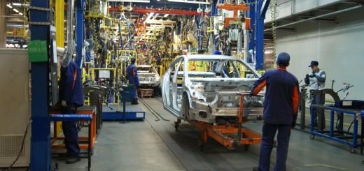 Предприятие General Motors, Санкт-Петербург