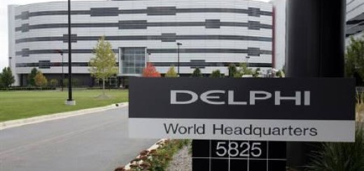 Штаб-квартира Delphi Automotive