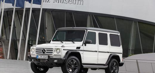 Гелендваген, то есть Mercedes-Benz G500